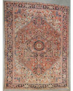Oosters tapijt, Heriz