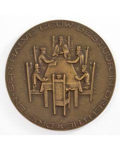 Penning, 350 jaar bestuursvernieuwing in Drente, 1603-1953 [J.B. Gutterswijk]