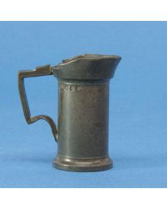 Tinnen maatje, 2 centiliter, 1896