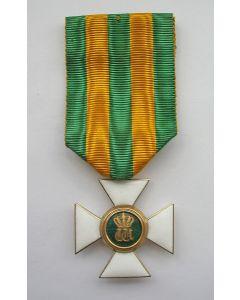 Orde van de Eikenkroon,  uitvoering in goud, 19e eeuw