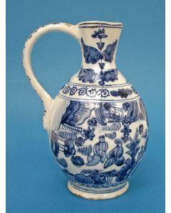 Delftse wijnkan, 18e/19e eeuw