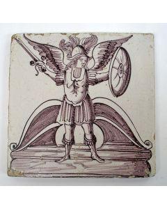Tegel, Aartsengel Michael, 18e eeuw