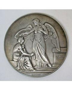 Penning, 25-jarig bestaan van 'Liefdadigheid naar Vermogen', 1896