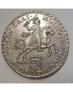 Utrecht, zilveren rijder 1747