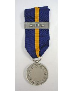 Althea Medaille voor Bosnië-Herzegowina