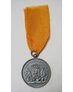 Medaille voor Langdurige Trouwe Dienst in brons (periode Koningin Juliana)