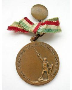 Jaarpenning VPK 1935 (#2), Lodewijk van Deyssel [Leendert Braat]