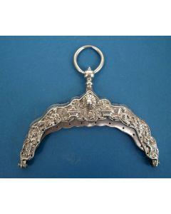 Westfriese zilveren tasbeugel, Hoorn 1803