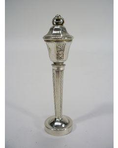 Zilveren wasdoosje, 18e eeuw