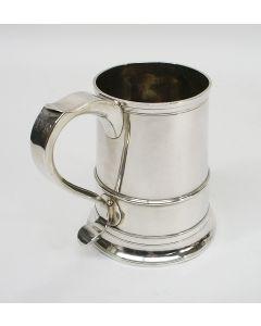 Zilveren bierpint, Newcastle, 1779