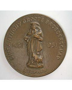 Penning, Sint Anthony Groote Broederschap, Zutphen, 1951