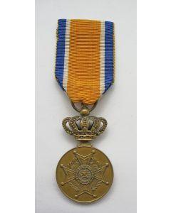 Eremedaille Oranje Nassau in brons