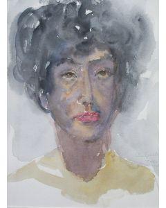 Claire Beelaerts van Blokland, 'De Antilliaanse', 1968