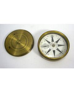 Kompas door Johannes Roosenboom, Amsterdam, ca. 1825