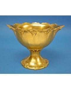 Leon Kann, bronzen coupe, Art Nouveau periode