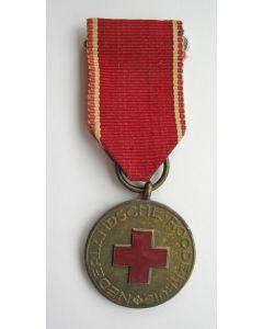 Medaille voor Trouwe Dienst van het Nederlandsche Roode Kruis