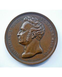 Penning op de invoering van de nieuwe Nederlandse wetgeving, 1838