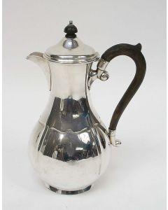 Zilveren chocoladekan, Bonebakker, 1915