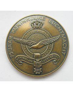 Penning, 75-jarig bestaan Koninklijke Luchtmacht, 1988