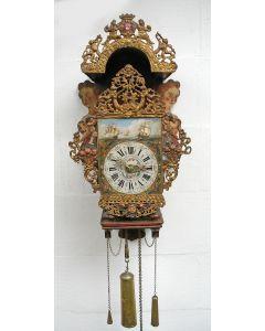 Friese stoelklok, ca. 1800