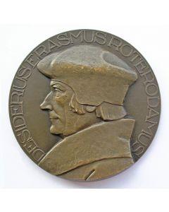 Jaarpenning VPK 1936 (#1), Erasmus [B. Ingen Housz]