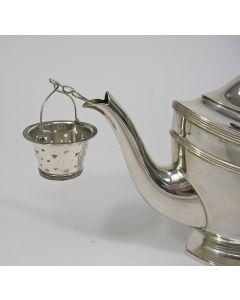 Zilveren tuitzeefje, ca. 1830