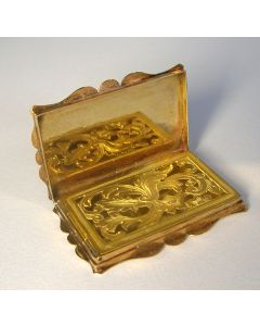 Hollandse gouden vinaigrette, 19e eeuw