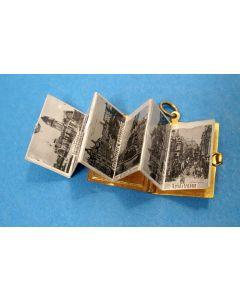 Miniatuur leporello boekje, Keulen,  ca. 1900