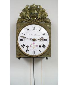 Comtoise klok, ca. 1840