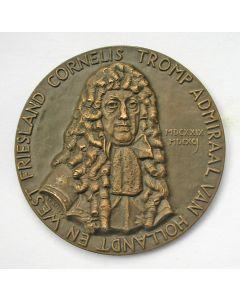 Jaarpenning VPK 1941 (#1), Admiraal Cornelis Tromp [Albert Termote]