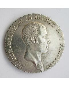 Pruissen, 1 Reichsthaler, 1813B