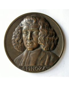 Penning, Derde eeuwfeest geboorte van Spinoza, 1932