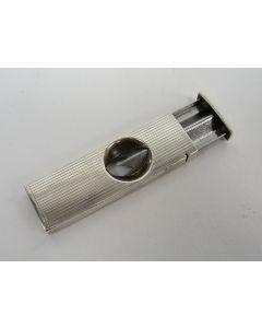 Zilveren sigarenknipper, G.J. Heetman, Rotterdam