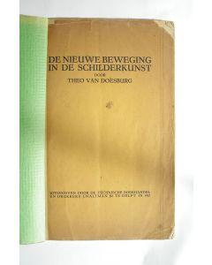 Theo van Doesburg, De nieuwe beweging in de schilderkunst, 1917