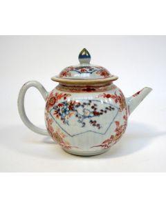 Chinees Imari theepot, Yong Zheng  periode