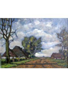 Paul Teske, Landschap