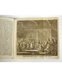 J. Buxtorf, Schoole der Jooden [1702]