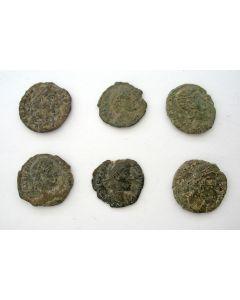 Romeinse munten, 4e eeuw