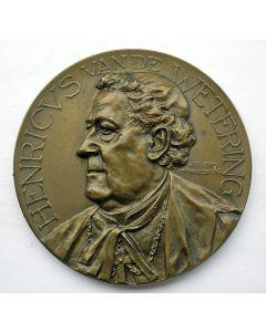 Penning, Mgr. H. van de Wetering 25 jaar aartsbisschop van Utrecht, 1920 (C.van der Hoef en F.W.Mengelberg}