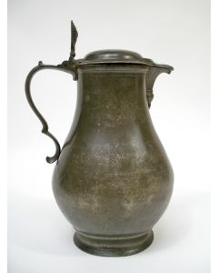 Tinnen klepkan, Zwolle, ca. 1800