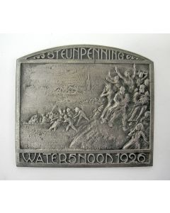Steunpenning, Watersnood 1926 [Louis Raemaekers]