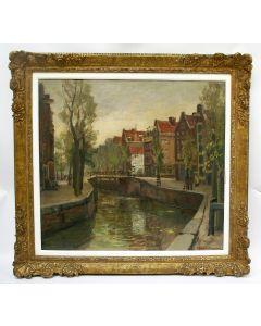 David Schulman, Amsterdams stadgezicht