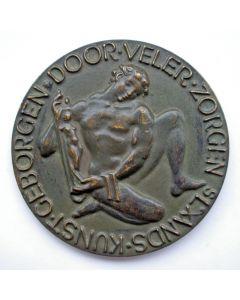 PennPenning van de Rijksinspectie Kunstbescherming 1940-1945 (Paul Gregoire, 1946)
