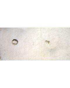 Metalen Kruis Vrijwilligers, 1830-1831