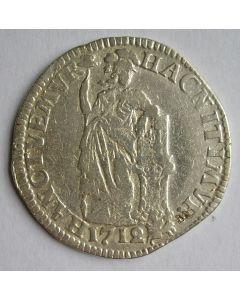 Gelderland, 1 gulden 1712