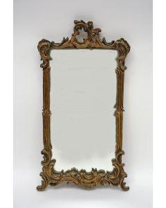 Wandspiegeltje, Louis XV stijl