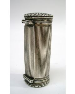 Zilveren nootmuskaatrasp, 1837
