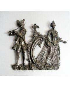 Bronzen plaquette, 18e eeuw