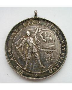 [Duitsland] Draagmedaille, 175 jaar Schuttersgilde van Bismark, 1926