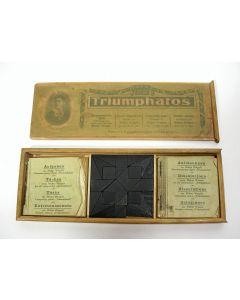 Geduldspel 'Triumphatos', ca. 1910